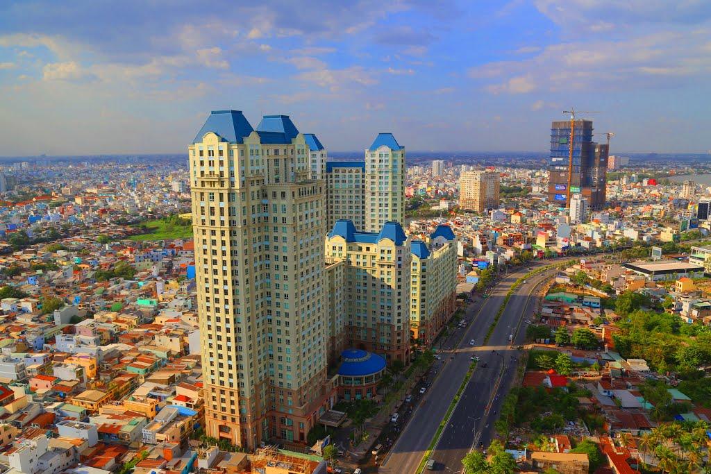 Chung cư cao cấp The Manor Hồ Chí Minh